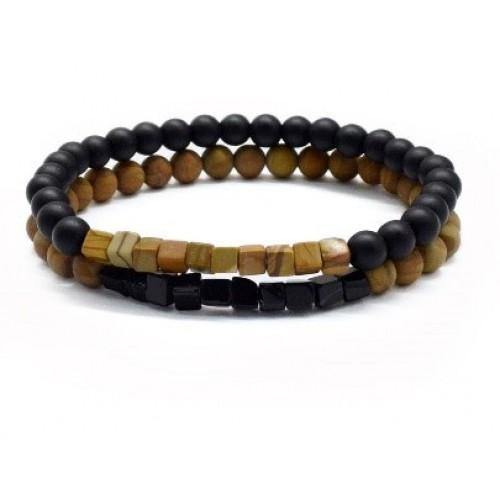 Inspirit Wooden Bead Bracelet (BBD-17)