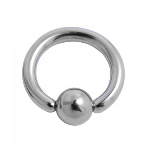 Titanium High Polish Ball Closure Rings (TT**HP)