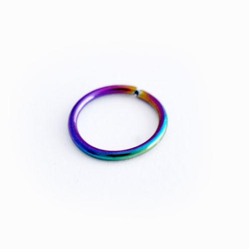 316L Seamless Rings (PFSR8-PT)