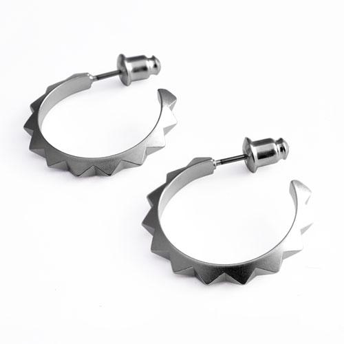 Herspirit Fashion Hoop Earrings (HSE578-S)