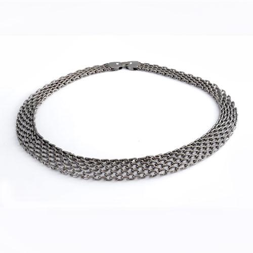 Herspirit Fashion Mesh Style Necklace (HSN131-M)