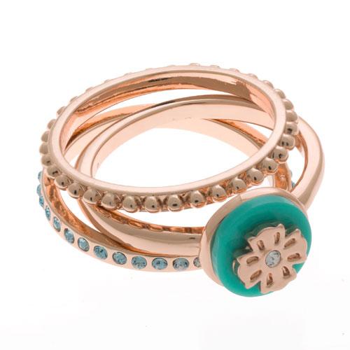 Herspirit Rose Gold Triple Ring (HSR18034-B)