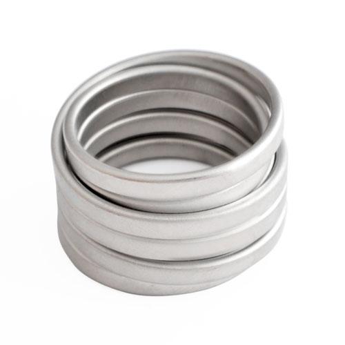 Herspirit Tortile Fashion Ring (HSR81-S)