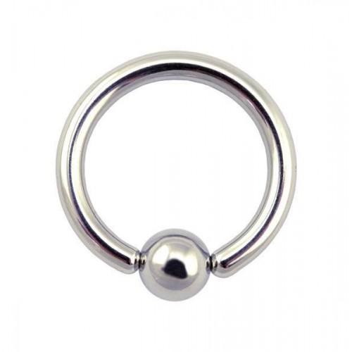 316L Ball Closure Rings 1.0 - 1.6mm (PF**)