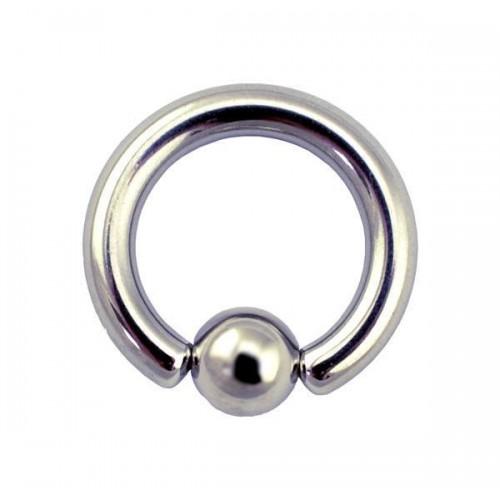 316L Ball Closure Rings 2.0 - 3.2mm (PF**)