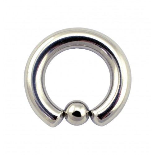 316L Ball Closure Rings 4 - 8mm (BCR4/5/6/7/8)