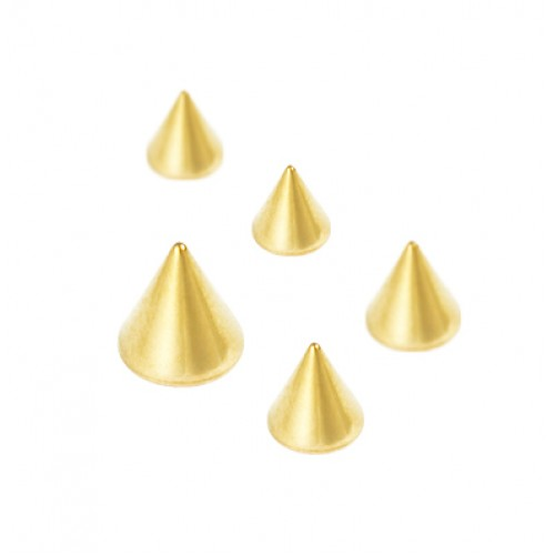 Titanium Suncote Threaded Cones (SCTSPK)