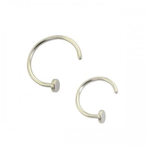 Steel Nose Rings (NRS/NRL)