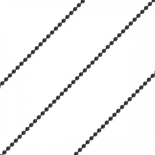 Inspirit Stainless Steel Chain (ISC01-BK)