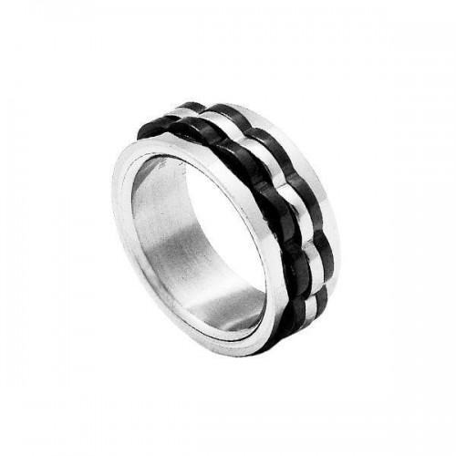 Inspirit Stainless Steel Ring (ISR522)