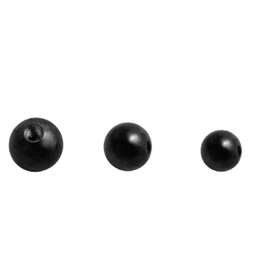 Titanium Nightcote Threaded Balls (NCT84)