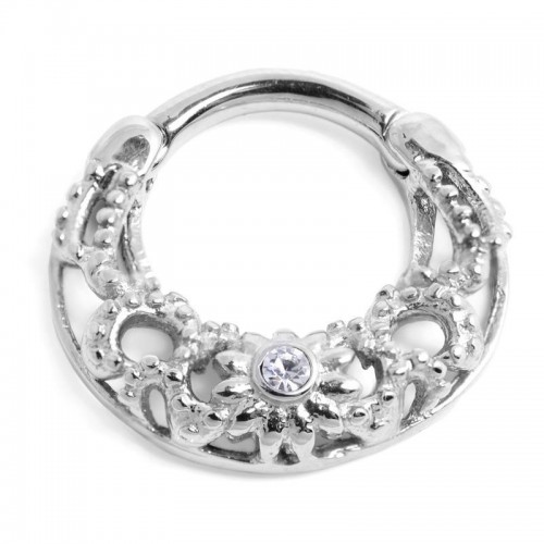 Jewelled Septum Ring (SR-04)